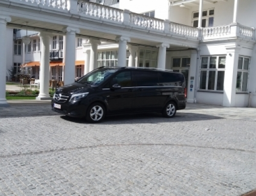 Mercedes V-Klasse Business Van 1-6 pax.