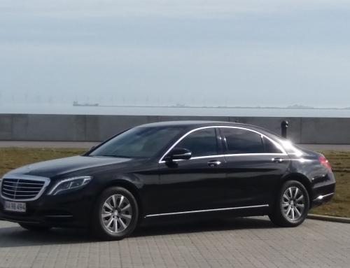 Mercedes S-Klasse 1-3 pax